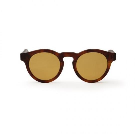Очки Zepter - модель 001 коричневая оправа (фуллереновые Tesla LightWear)