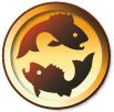 Цвета знаков зодиака - рыбы