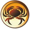 Цвета знаков зодиака - рак